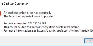 สำหรับท่านที่ใช้ windows 10 แล้วเจอปัญหาไม่สามารถ remote เข้า vps ได้