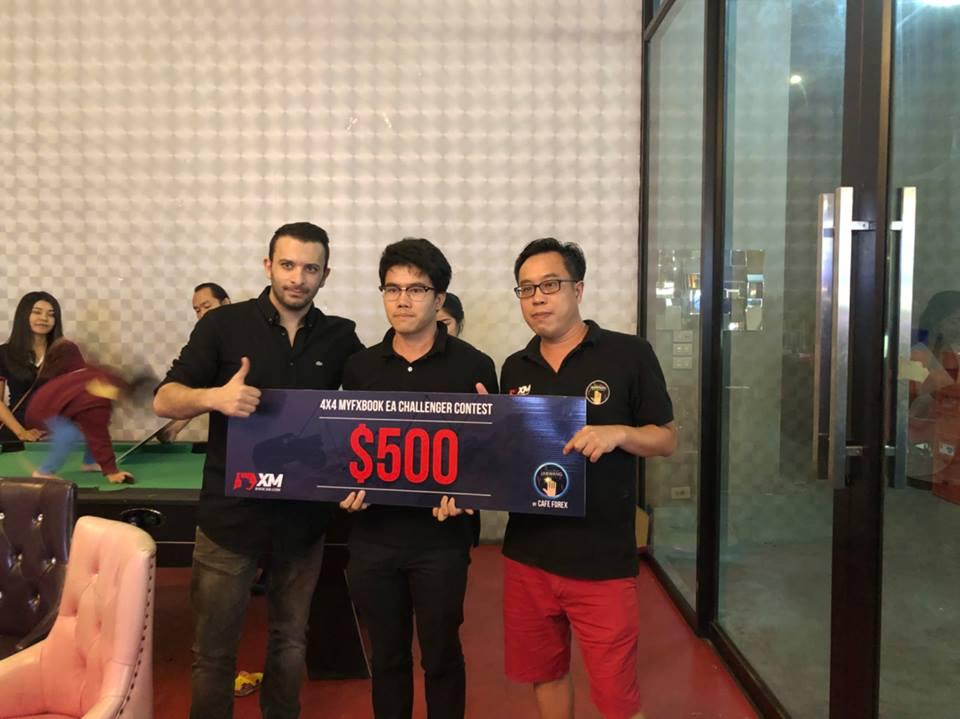 4x4 Myfxbook Challenger Contest
